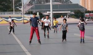 north korean gap year