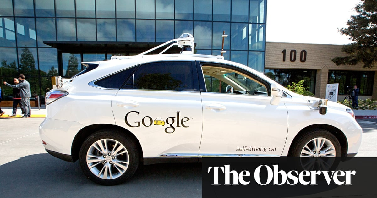 a3f558ac8 Where is Google taking us? | Technology | The Guardian