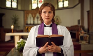 Emily Watson as Julie Nicholson in A Song for Jenny.