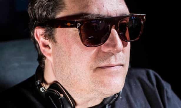 It's a synth: the Grid's Richard Norris