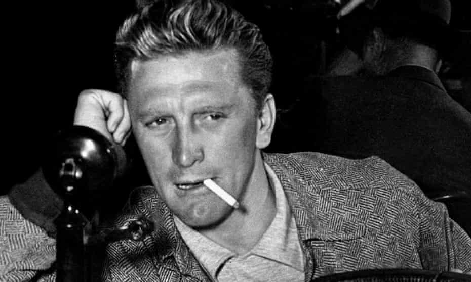 Kirk Douglas in Ace in the Hole