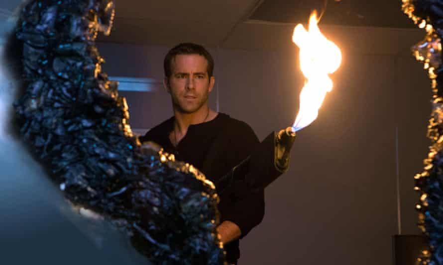 ... Ryan Reynolds in Self/Less.