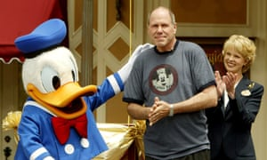 """From my position, the hardest artist to find is a beautiful, funny woman"" ... former Disney CEO Michael Eisner."