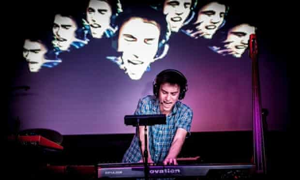 Jacob Collier at Ronnie Scott's, July 2015