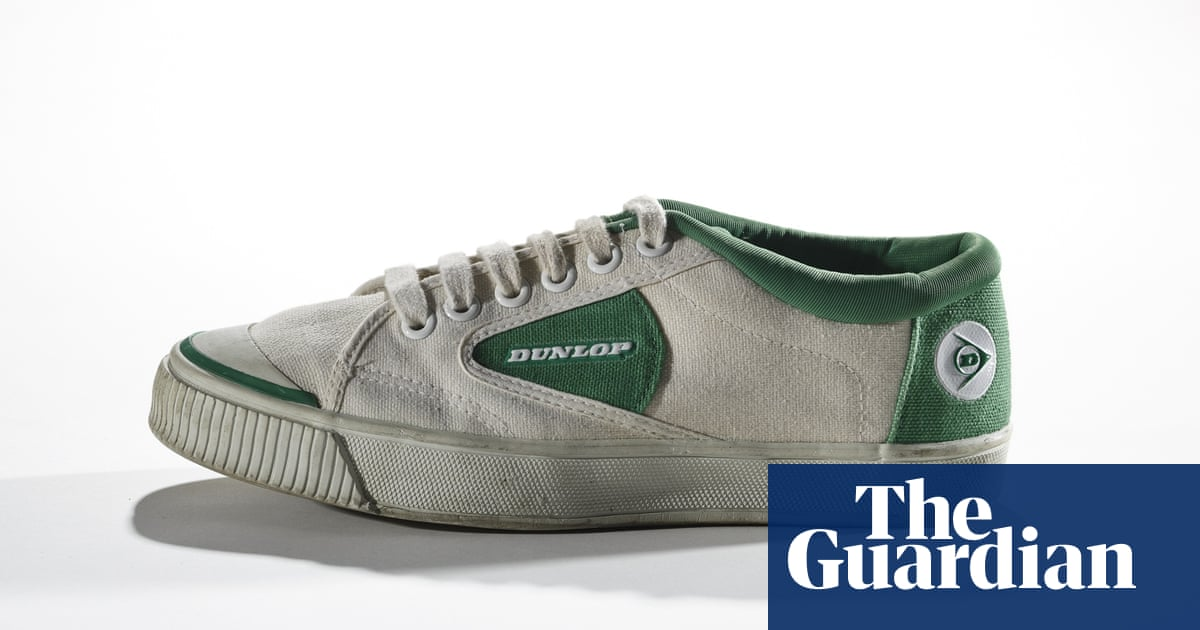 huge discount 06db2 a4f6f Pumped  our long love affair with trainers – in pictures   Fashion   The  Guardian