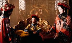 The Last Emperor.