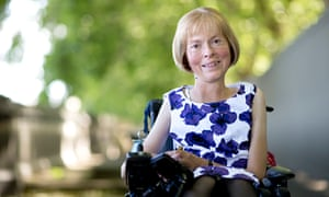Jane Campbell disability campaigner