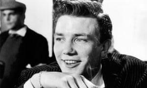 Albert Finney in Saturday Night and Sunday Morning (1960).