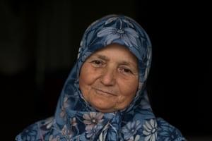 23/06/2015 Turkey. Hatice Erfidan in the village of Tarlaağzi. Photo Sean Smith