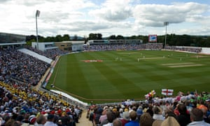 Cardiff prepared for the harsh spotlight of the first Ashes