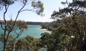 One of Sydney's best walks – the Spit to Manly. You'd scarcely believe you are in Australia's biggest city.