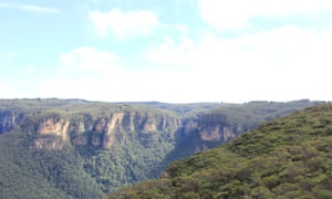 The Blue Mountains is a handy day trip from Sydney and home to some of Australia's best walks.