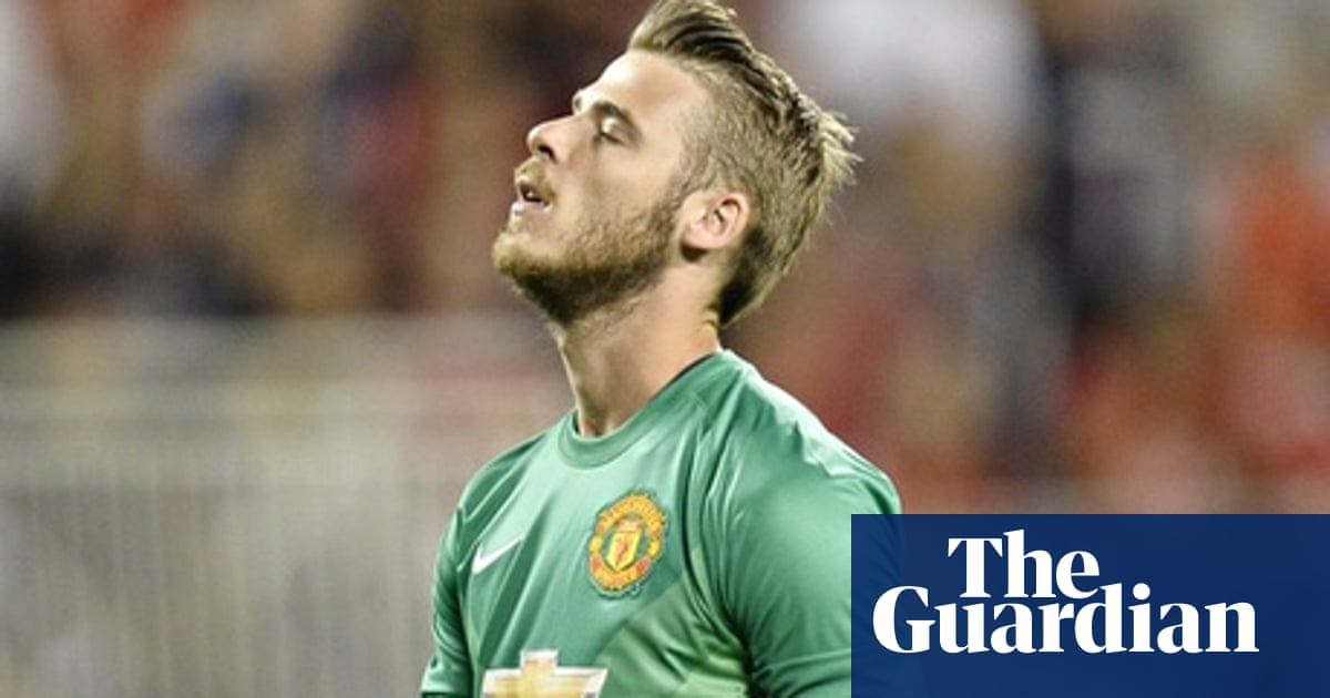 David de Gea question is still the live issue in Manchester United