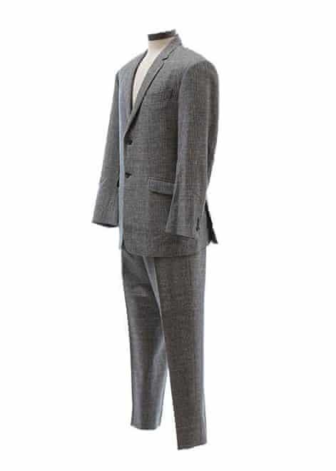 Don Draper's suit