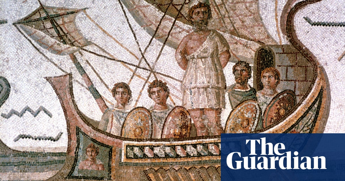 The Odyssey By Homer The First Step Books The Guardian