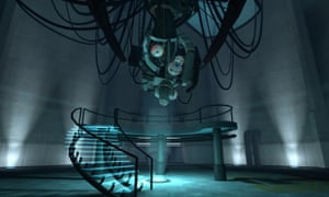 GLaDOS, the malicious AI from the Portal series of video games.