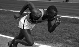 The film is set to star Anthony Mackie as Olympian Jesse Owens.