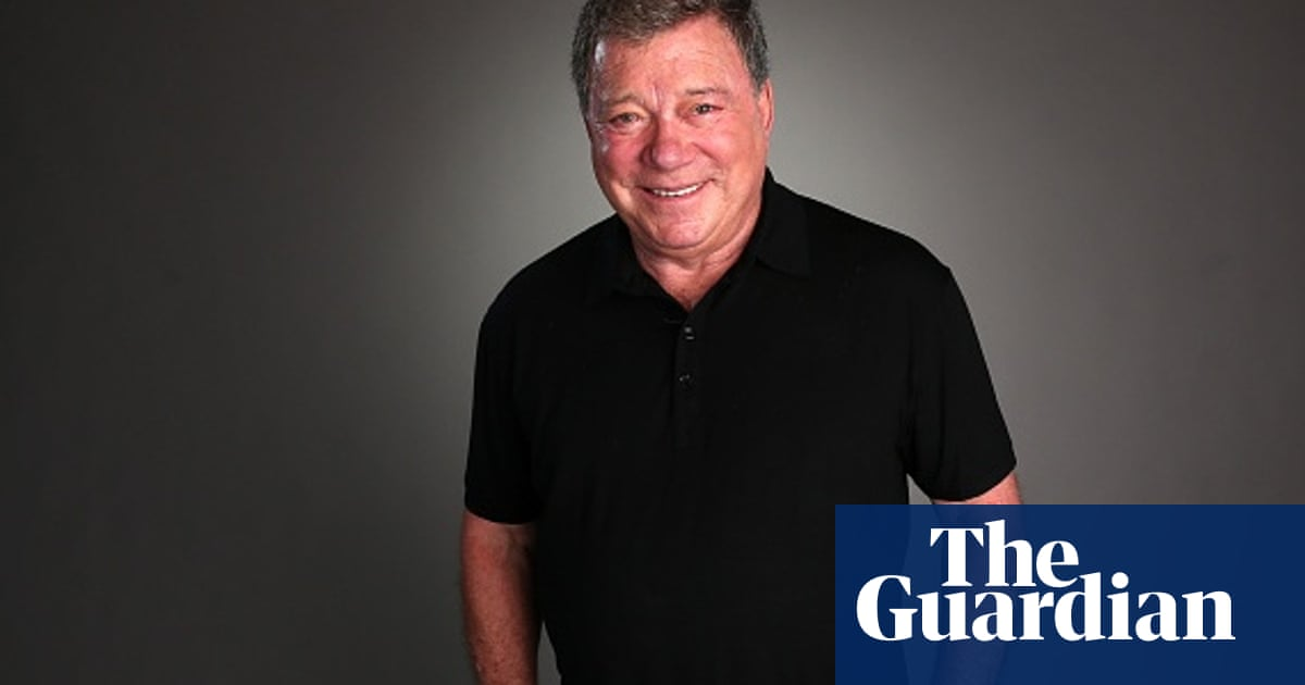 429248679 William Shatner: 'I discovered how to act not too long ago'   Film ...