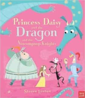 Princess Daisy dragon nincompoop knights