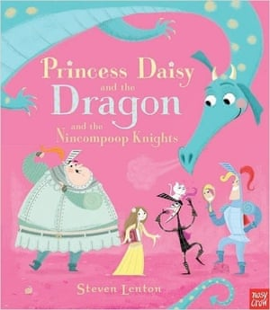 Princess Daisy dragon nincompoop knights