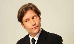 Crispin Glover … freaky.