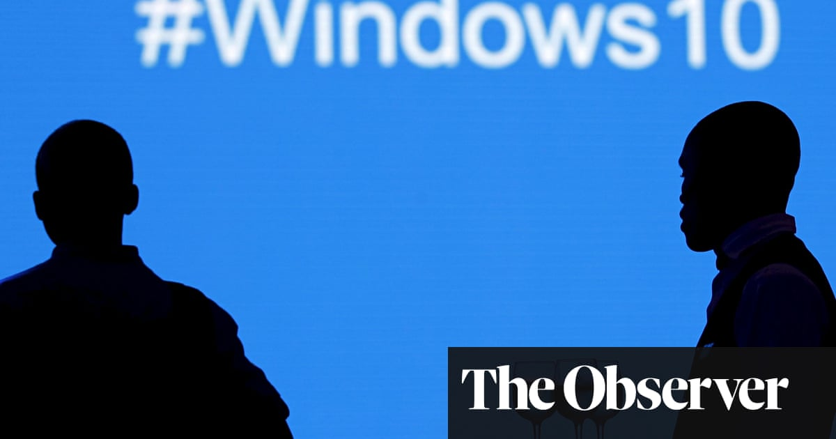 Yes, Microsoft is uncool but don't write it off just yet