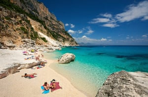 Cala Goloritzè is one of Lonely Planet's European top 10 beaches.