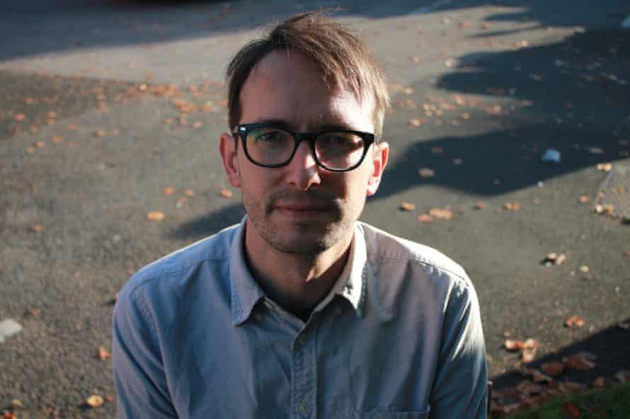 Chris Killen in 2014.
