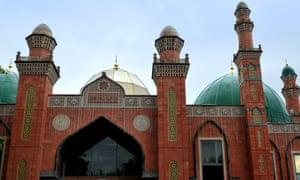 Bradford grand mosque, Little Horton.