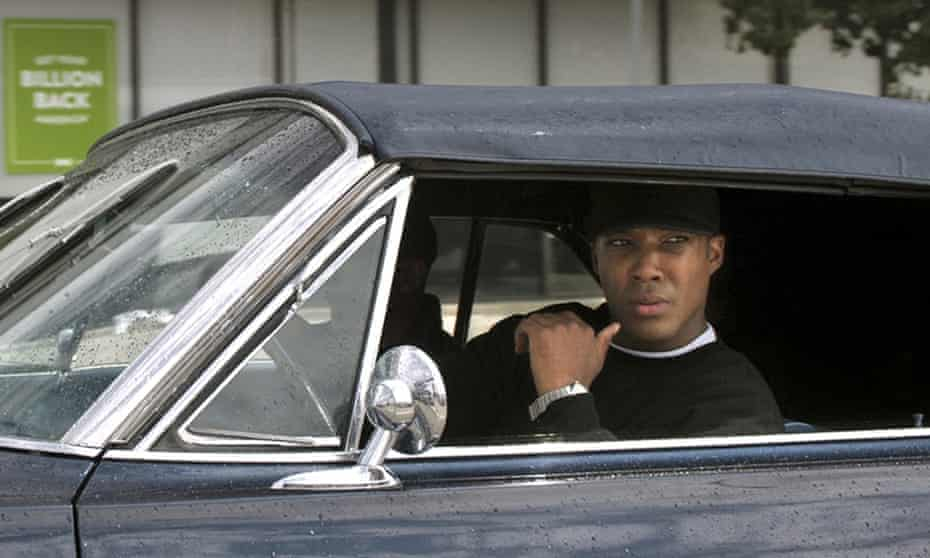 Driving ambitions ... NWA biopic Straight Outta Compton