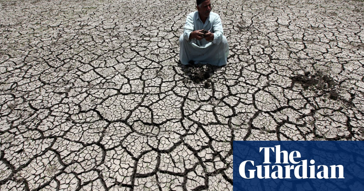 We woke up in a desert' – the water crisis taking hold