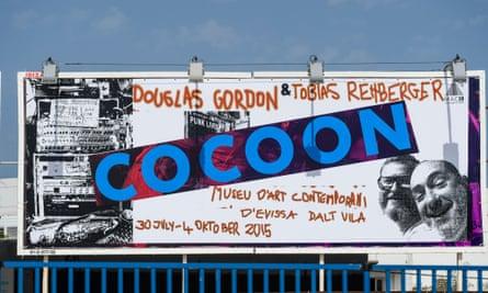 Graffitti artists … Gordon and Rehberger bring art to clubland.