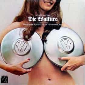 Die Walkure CD cover art