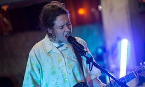 Mica Levi from Micachu & the Shapes at Bold Tendencies: 'expanding their emotional and musical range
