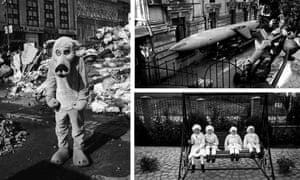 Ukraine snapshots Kiev, missile, orphans