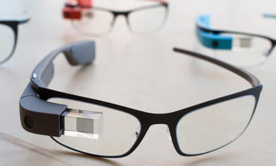 Google Glass 'Bold' prescription frames.