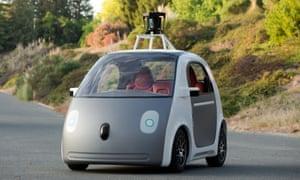 Google's self-driving car