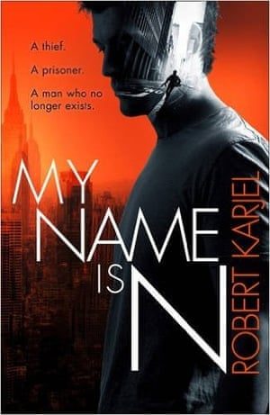 A thriller with a bisexual male hero? American readers can't