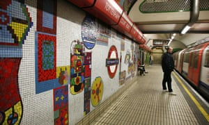 Paolozzi mosaics on the Central line platform of Tottenham Court Road are to remain at the station.
