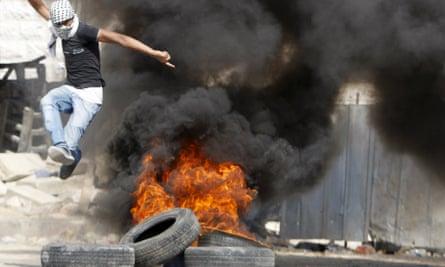 Hebron protests