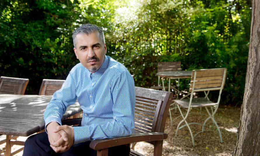 Maajid Nawaz: 'Iwouldn't blow my own trumpet'