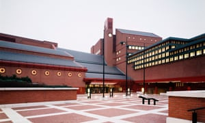 The British Library.