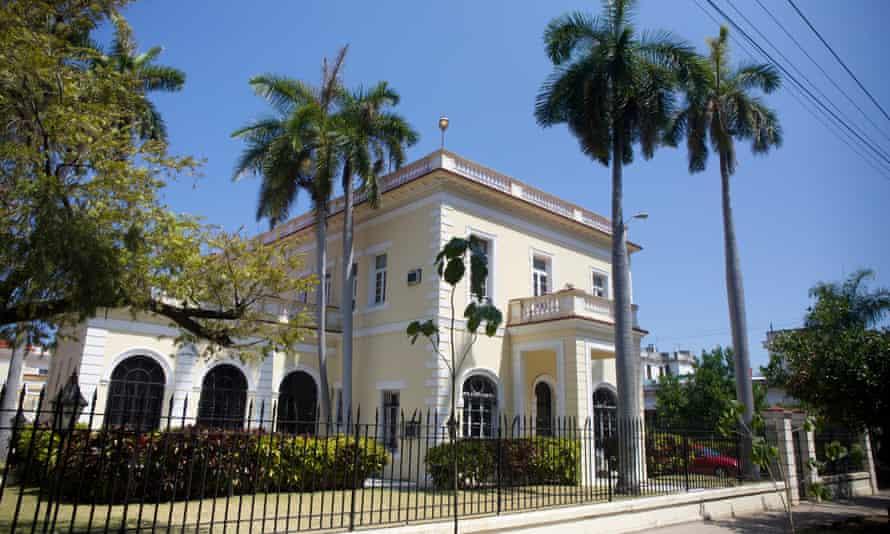 Cuban headquarters of Lloyd's Register in Havana