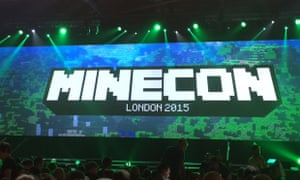 Minecon 2015 is a celebration of the Minecraft community.