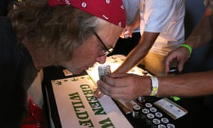 Jim Leighton of Portland Oregon