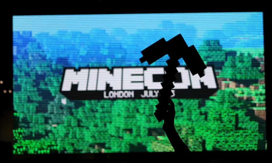 Developer Mojang talked about Minecraft's future at its Minecon conference.