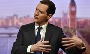 George Osborne appears on the BBC's Andrew Marr show on Sunday; he said the UK was not immune from fallout from the Greek referendum.