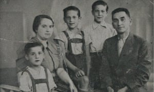 Erich Reich one of 10,000 children  fleeing the Nazis who came to the UK nine months before WW2