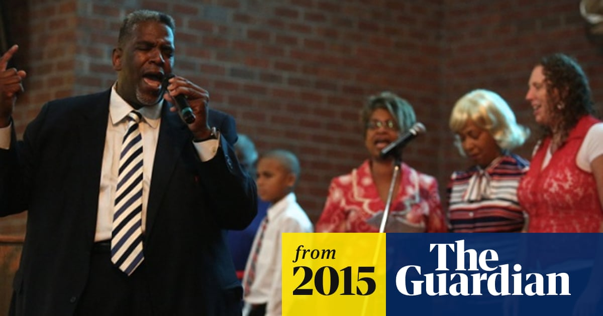 Knoxville black church stands strong after arson, 'ultimate