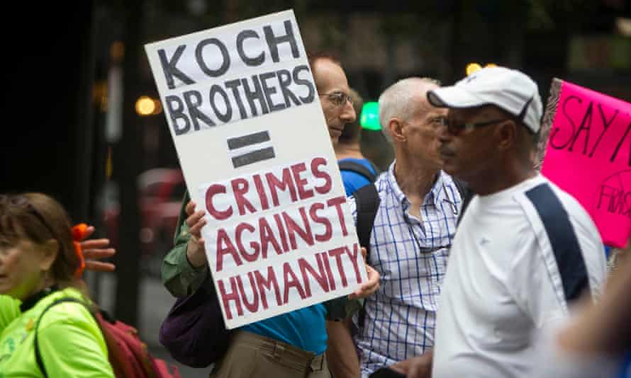Koch Industries, owned by the US oil billionaire Koch brothers, has been lobbying the EU on energy and the environment.